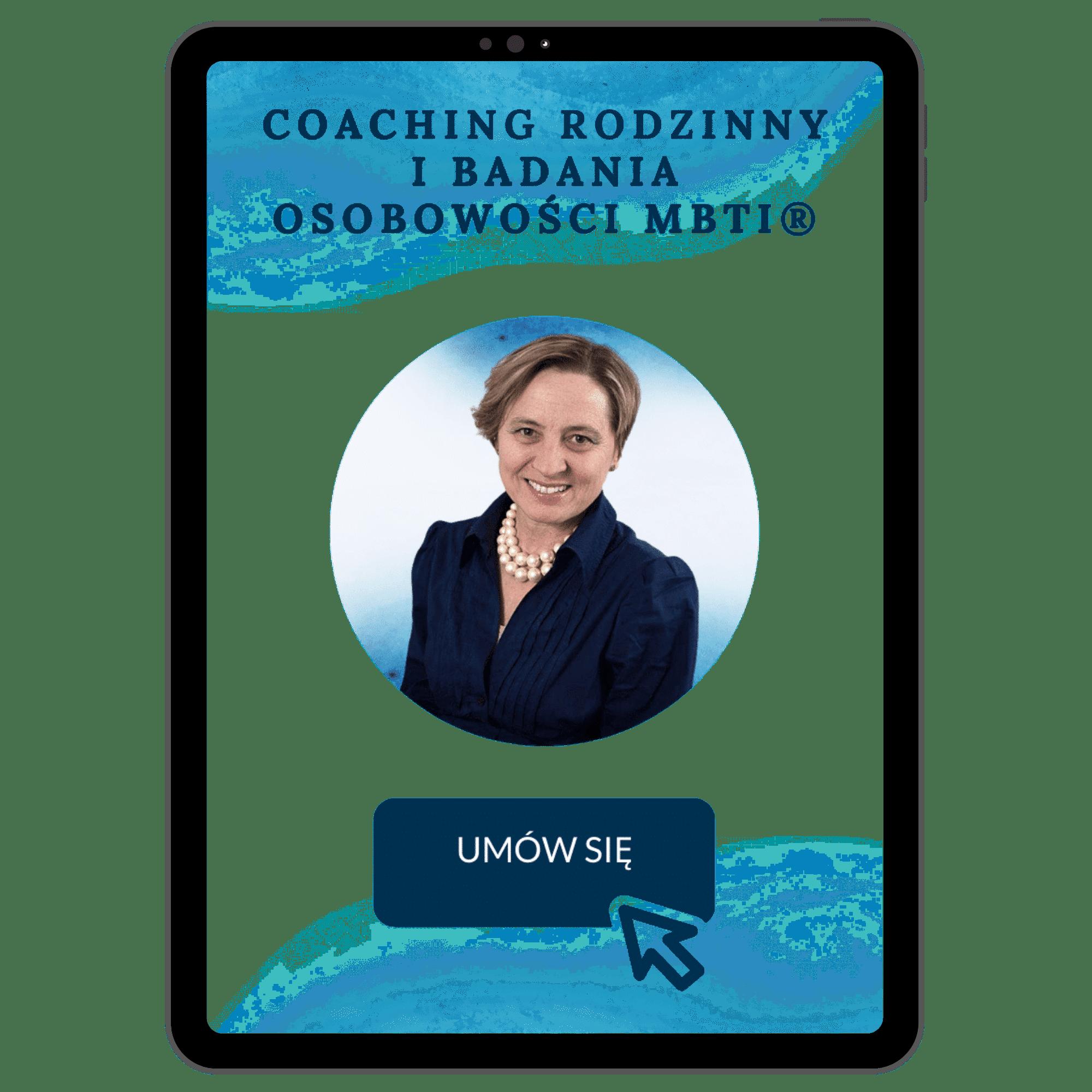 konsultacje coach rodzinny badania osobowosci mbti